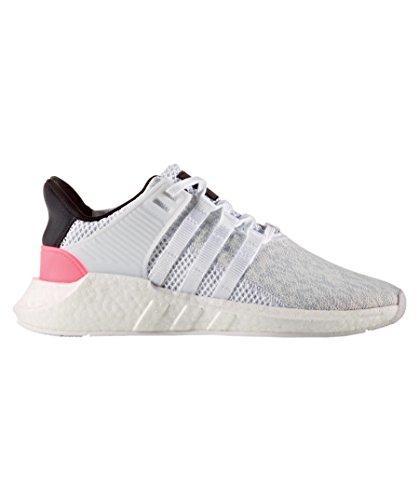 Adidas Originals Mens Eqt Stödet 93/17 Vit Och Grå Sneaker