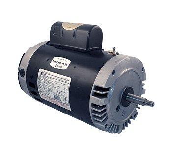 (A.O. Smith Threaded Shaft FR 1.5 HP 2SP Motor)