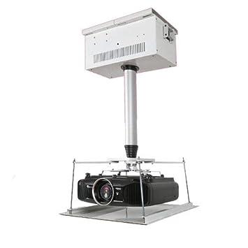 CGOLDENWALL 100-400cm Soporte para Proyector de Techo ...