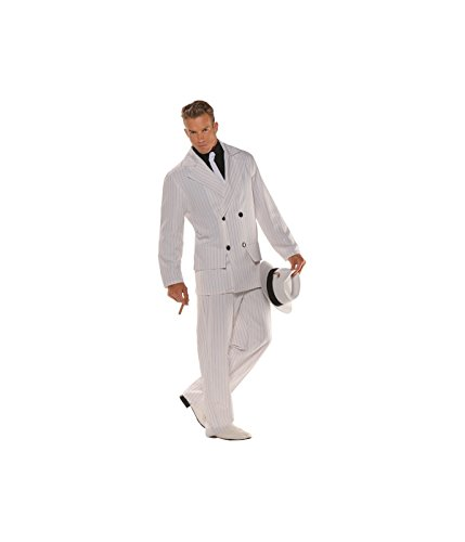 Smooth Criminal Adult Costume - XX-Large - Wrap Underwrap