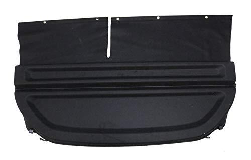 -2012 Honda Fit Black Tonneau Shield ()