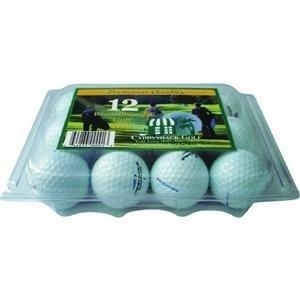 Caddyshack Golf #CAD12P 12PK Recondit Golf Ball, Outdoor Stuffs