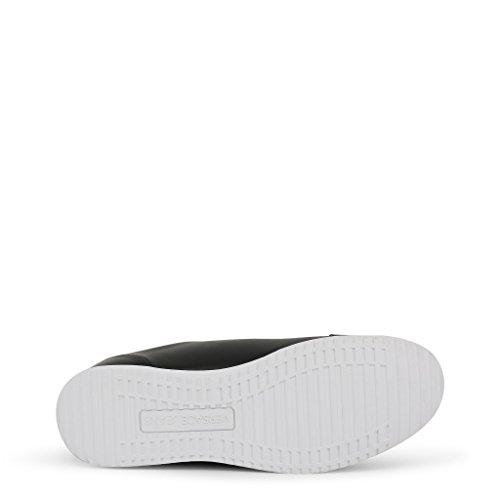 Versace Jeans Sneakers Logotées Yrbsc5 Les Noirs Xy3dd