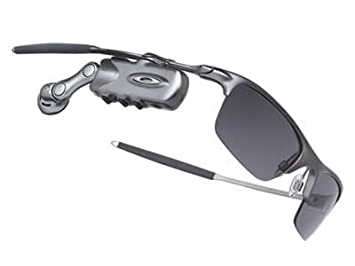 4fbb7f096c Image Unavailable. Image not available for. Colour  Oakley RAZRWIRE  Bluetooth Eyewear Colour MERCURY