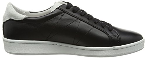 Shoe Wood Adulte Noir Noir Wood Mixte Shoes Sneakers BO Basses UPqtt6wax