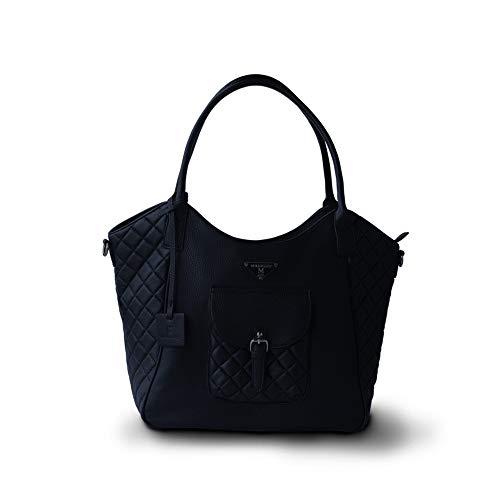 MAIDUDU Casual Handbag & Retro Elements Women's Tote Bag & Shoulder Bag with Large Capacity for ()