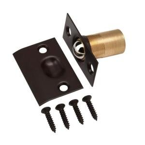 Oil-Rubbed Bronze Adjustable Ball Catch