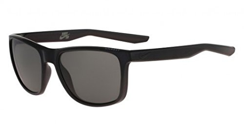 Nike Golf Unrest Sunglasses, Black/Matte Black Frame, Grey - Sunglasses Unrest