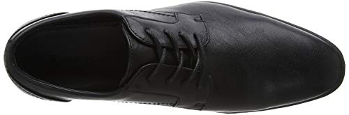 Black Scarpe Stringate Stevie 1 New Look Black Uomo Brouge SEzYSqgw