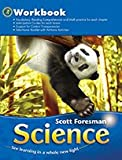 SCIENCE 2006 WORKBOOK GRADE 4