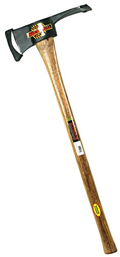 Bit Ax Handle (Seymour AX-P3 3-1/2-Pound Pulaski Axe with 36-Inch Hickory Handle)