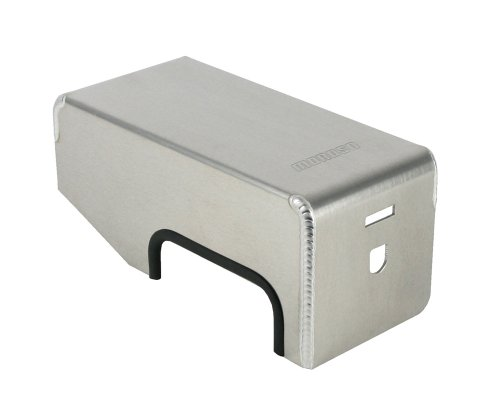 Moroso 74220 Aluminum Fuse Box Cover for - Box Mustang Fuse Ford