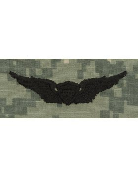 SWV-301, Aviator, ACU Sew-on #181190 SEW-ONS