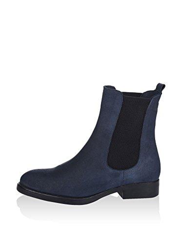 Women's Navy Blue Boots Bueno Navy SqwP1tZd