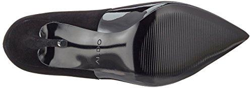 Mujer Multicolor Zapatos Suede Tacón Stessy 91 De Black Aldo SXIUgx