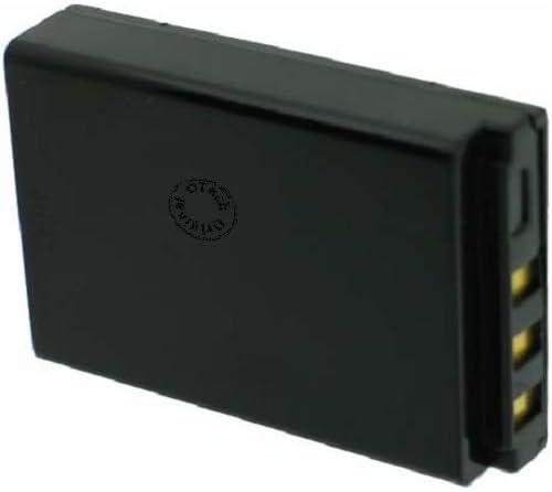 Otech D020SB Batterie pour Appareil Photo Num/érique de type Kodak KLIC-5001 3,7 V