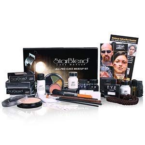 Mehron Makeup All-Pro StarBlend Cake Kit (Medium)