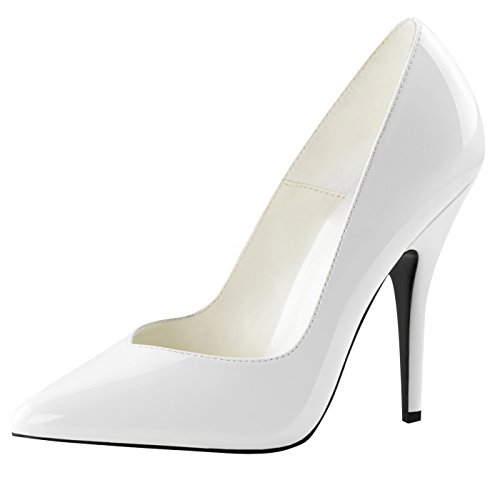 Pleaser Day and Night Pumps SEDUCE-420V