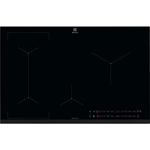 Electrolux hobs ad inducción EIV 83443 acabado negro de 80 ...
