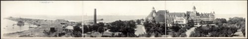Hotel Photo - c1908 Coronado Hotel & Tent City, San Diego, Cal. 48