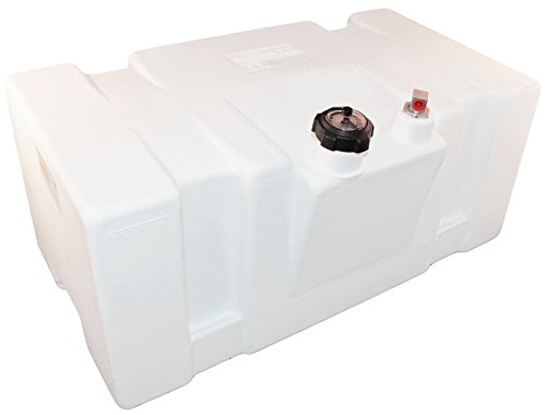 Below Deck Fuel Tank - Moeller Marine Product 24-Gallon Topside Tank