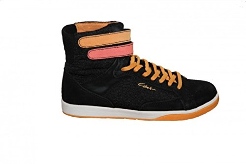 Circa Orange shoes sneakers high Havw women´s Black Skateboard vwRvqZr