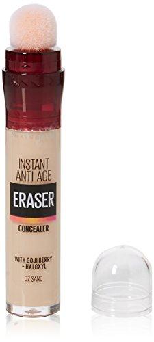 - Maybelline Eraser Eye Concealer, 00 Ivory, 6.8 ml