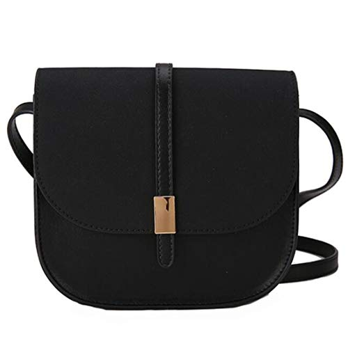 Mini Black Back Capacity MALLTY Shoulder Bag Women's PU Yellow Color Shoulder Bag Large Angle Leather dByH1q