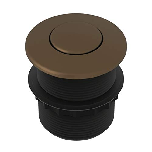 Rohl AS425EB Air Activated Switch Button, English Bronze
