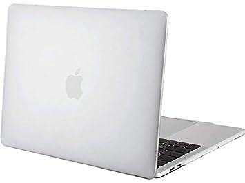 Novodio Macbook Case Transparente Satin - Carcasa para ...