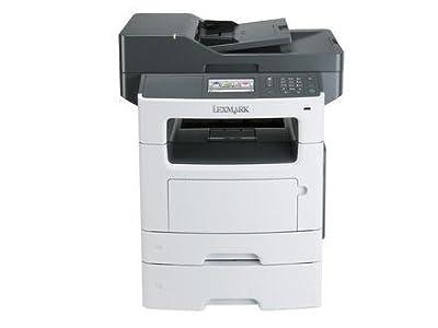 Lexmark MX511DTE Laser Multifunction Printer - Monochrome - Plain Paper Print - Desktop MX511DTE Printer, Copier, Scanner, Fax - 45 ppm Mono Print - 1200 x 1200 dpi Print - 45 cpm Mono Copy - Touchscreen - 1200 dpi Optical Scan - Automatic Duplex Print -
