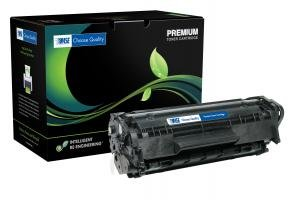 Inksters of America Remanufactured Toner Cartridge Replacement for HP 12A Q2612A