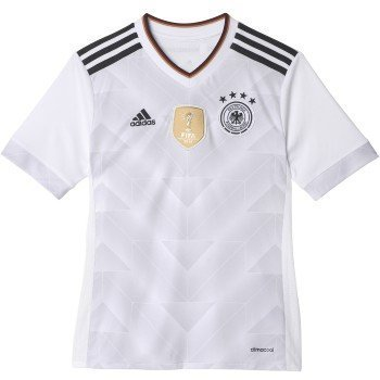 adidas Germany Home Soccer Jersey FIFA Confederations Cup 2017 YOUTH (Confederations Cup)