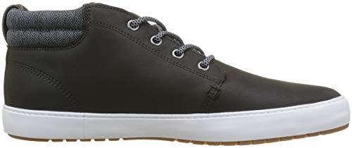 Blk 231 Lacoste Schwarz 1 Herren Ampthill Terra 318 Gry Cam Sneaker xAv8xF