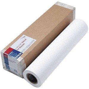 Sp91203 Somerset Paper Velvet - Epson SP91203 Somerset Velvet Paper Roll, 255 g, 24