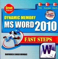 Dynamic Memory MS Word 2010