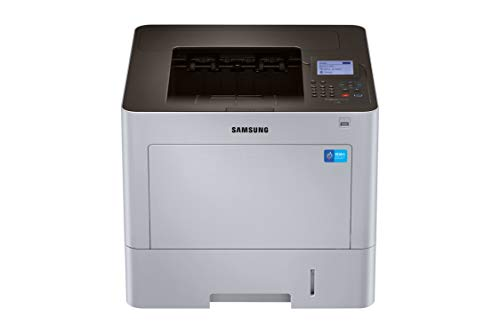 Samsung ProXpress M4530ND Monochrome Laser Printer with Mobile Connectivity, Duplex Printing, Built-in Ethernet, Print Security & Management Tools (SS397E)