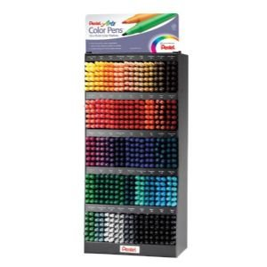 Pentel S360-45TD Color Pen Disp/45 Dz by Pentel Of America