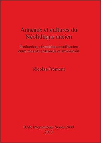 Anneaux Cultures Néolithique