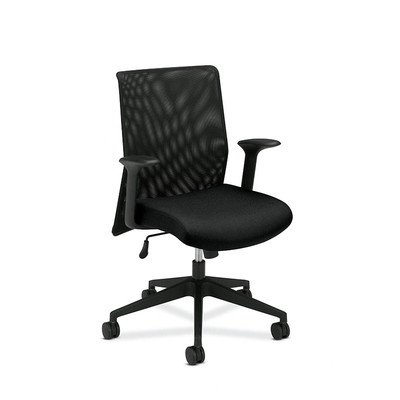 VL570 Series Mid - Back Chair with Arms