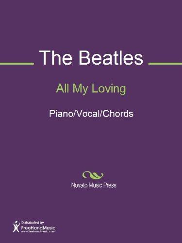 All My Loving - Kindle edition by John Lennon, Paul McCartney, The ...