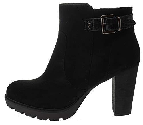 Stiefelette H3shoes H3shoes schwarz Black 52665826 52665826 Y1vwz0