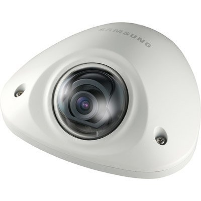 SAMSUNG/HANWHA TECHWIN SNV-6012M 2M Vandal-Resistant Network IR Dome Camera