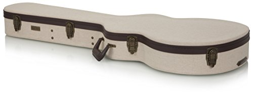 Gator Journeyman Series Semi-Hollow Deluxe Wooden Guitar Case