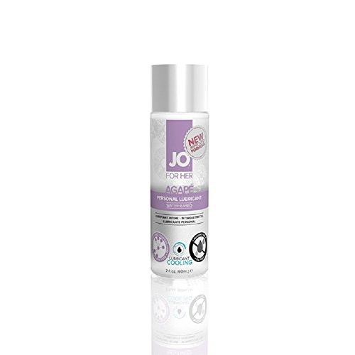 JO Agape Cooling Water Based Personal Lubricant- 2 oz