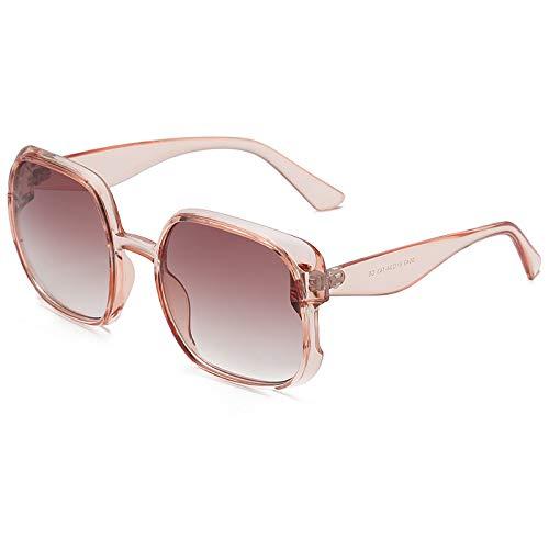 Glasses Vintage JIUDASG Man Women Irregular Shape Sunglasses Retro Style