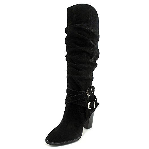 INC International Concepts Jordana Women US 8 Black Knee High Boot