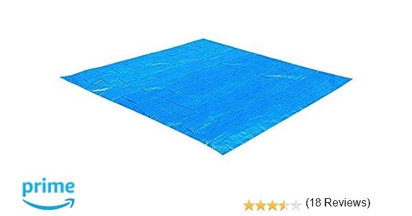 Intex 28048 - Tapiz 472 cm para piscinas de: 244, 305, 366 y 457 cm