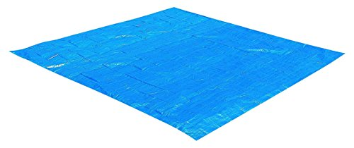 - Intex Pool Ground Cloth for 8ft to 15ft Round Above Ground Pools