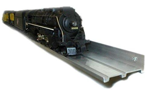 (Model Railroad O Scale Train Display Shelf - SET OF 2 Shelves)